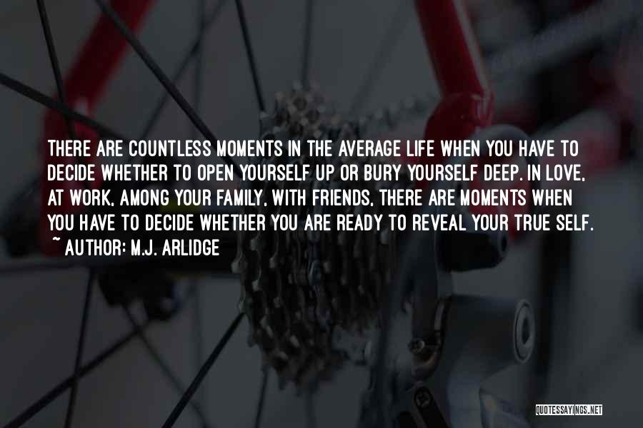 Bury Love Quotes By M.J. Arlidge