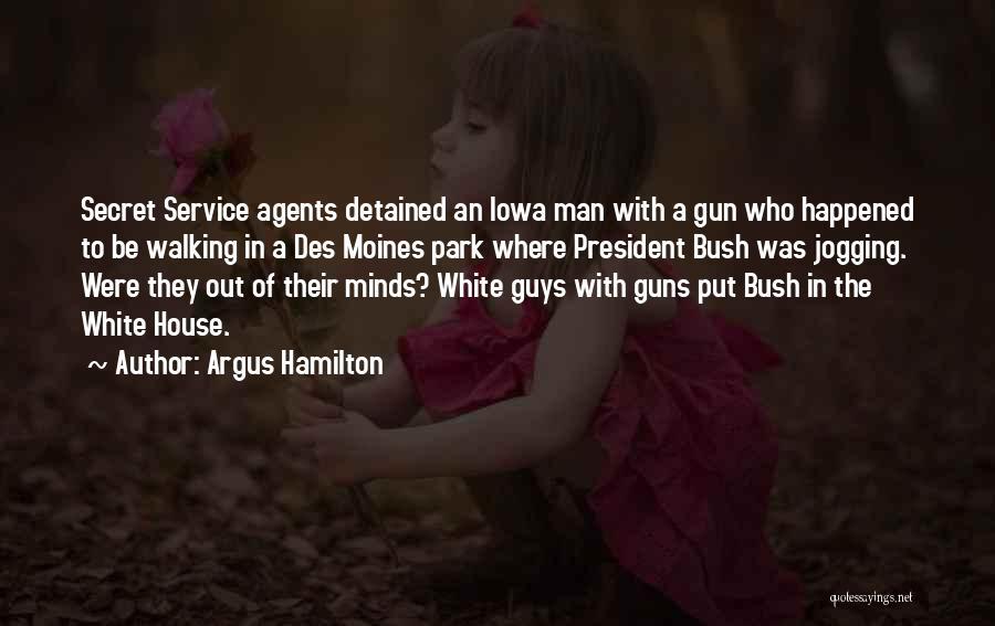 Bush Walking Quotes By Argus Hamilton