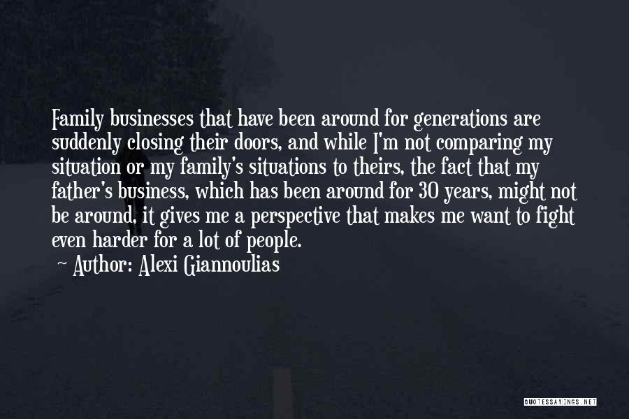 Business And It Quotes By Alexi Giannoulias