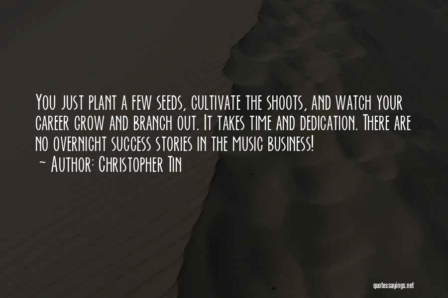 Business And It Quotes By Christopher Tin