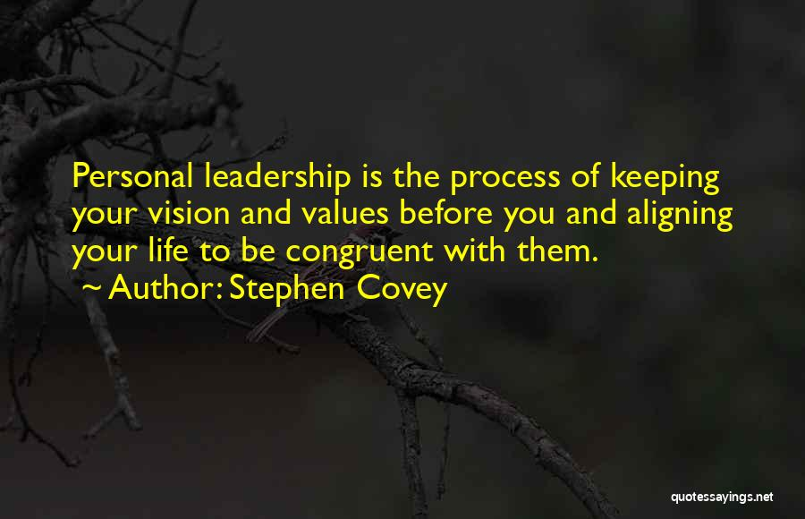 Business And Personal Life Quotes By Stephen Covey