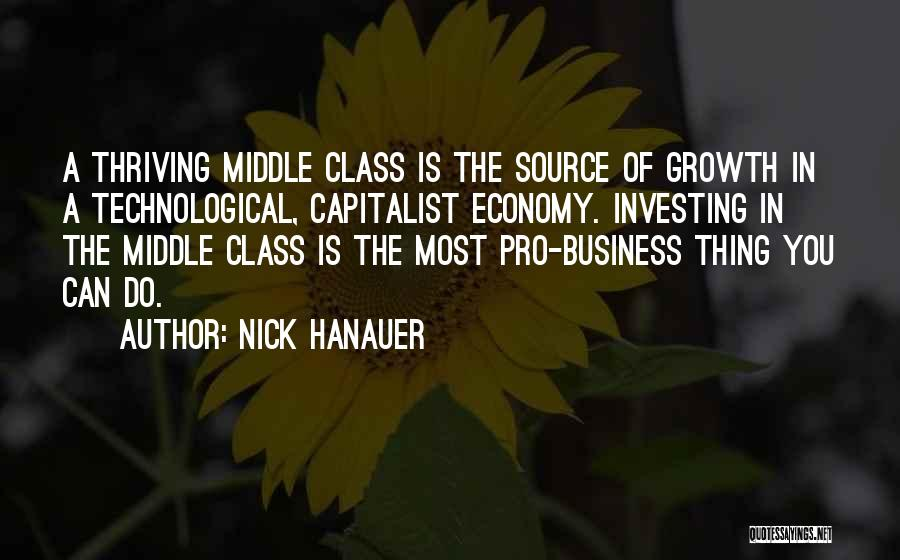 Business Growth Quotes By Nick Hanauer