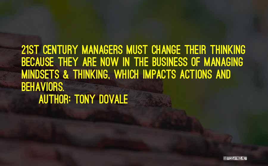 Business Growth Quotes By Tony Dovale