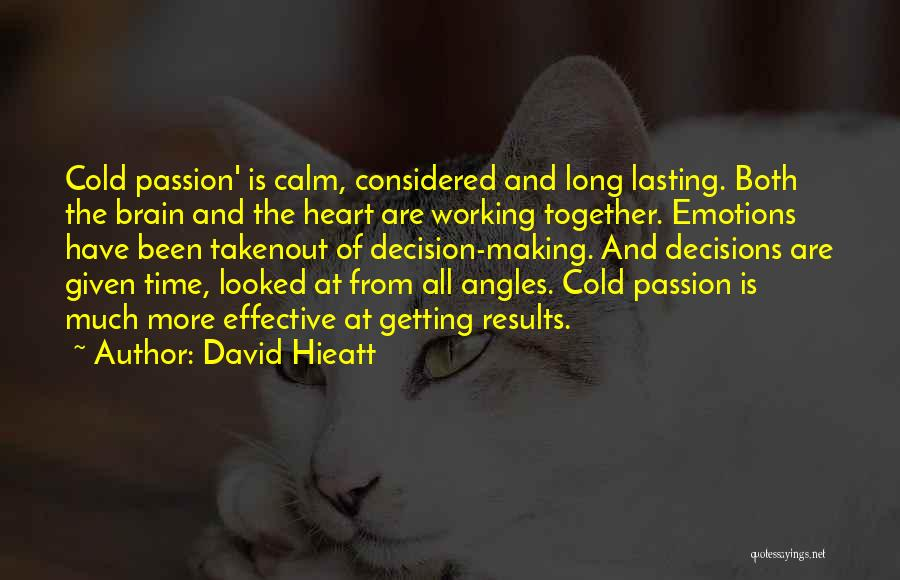 Business Results Quotes By David Hieatt