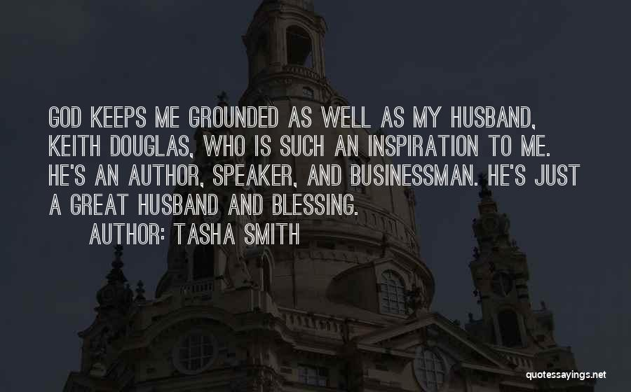 Businessman Quotes By Tasha Smith
