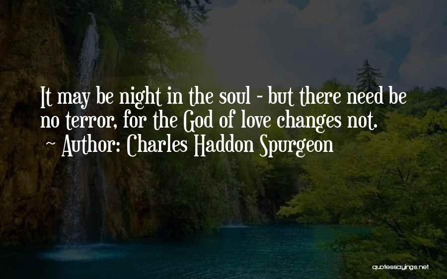 But God Quotes By Charles Haddon Spurgeon