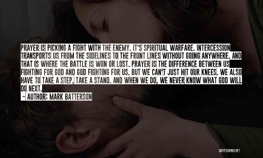 But God Quotes By Mark Batterson