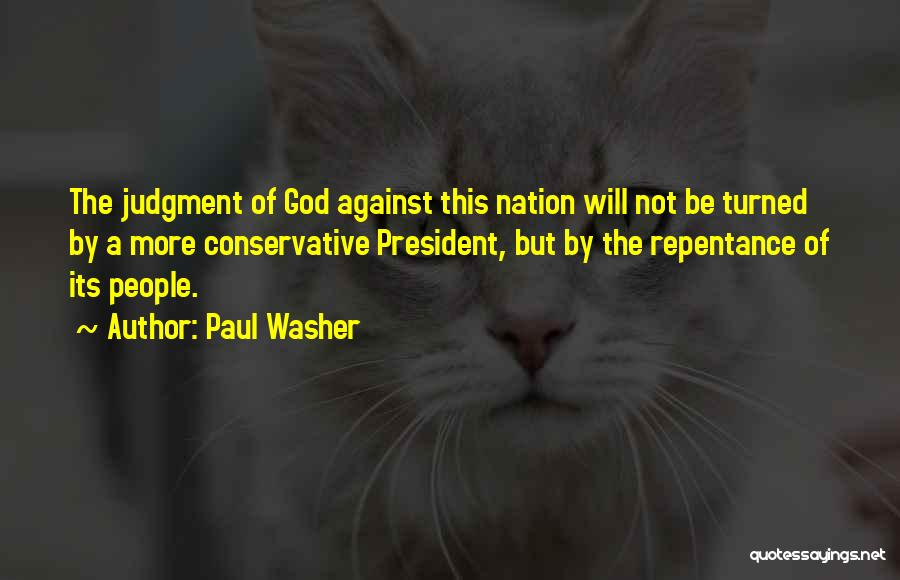 But God Quotes By Paul Washer