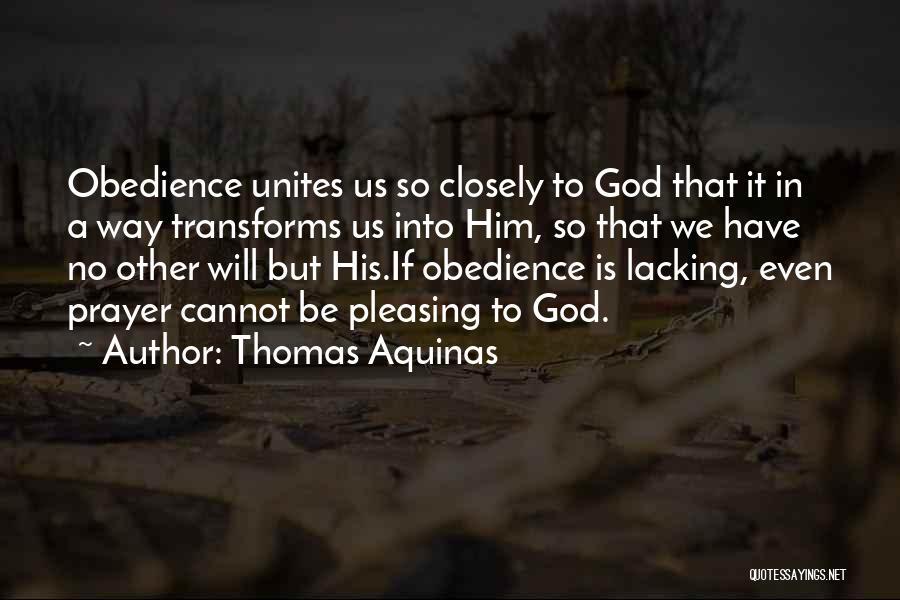But God Quotes By Thomas Aquinas