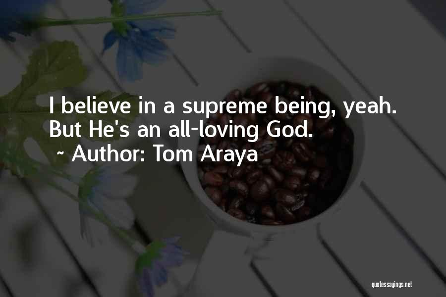 But God Quotes By Tom Araya
