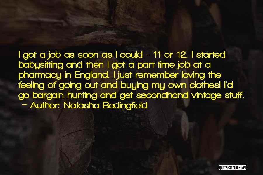 Buying Stuff Quotes By Natasha Bedingfield