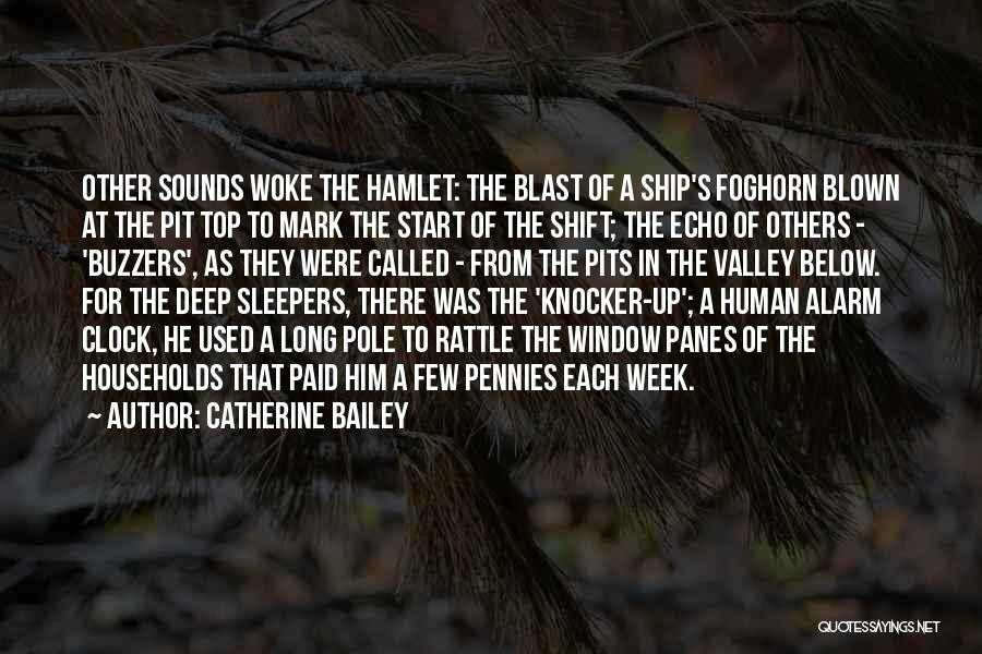 Buzzers Quotes By Catherine Bailey