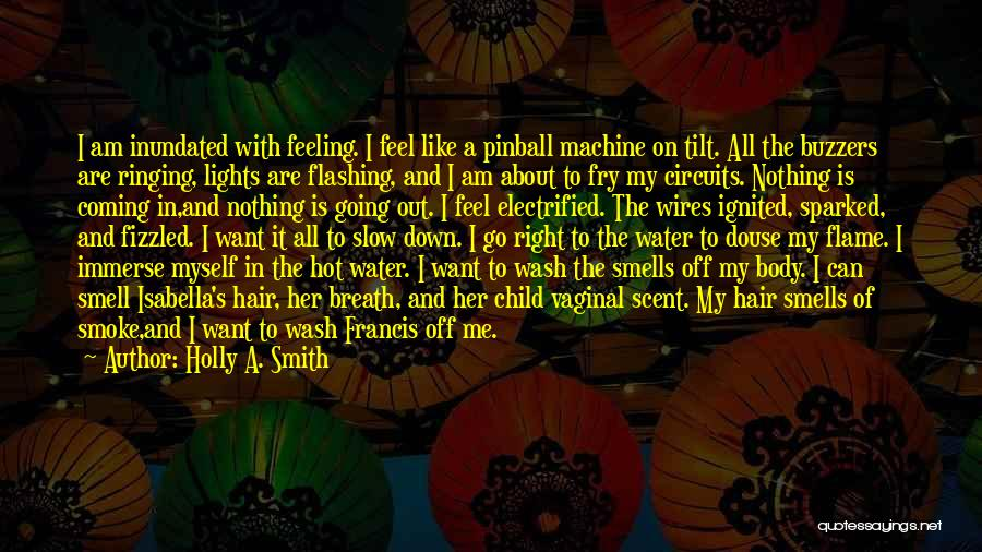 Buzzers Quotes By Holly A. Smith