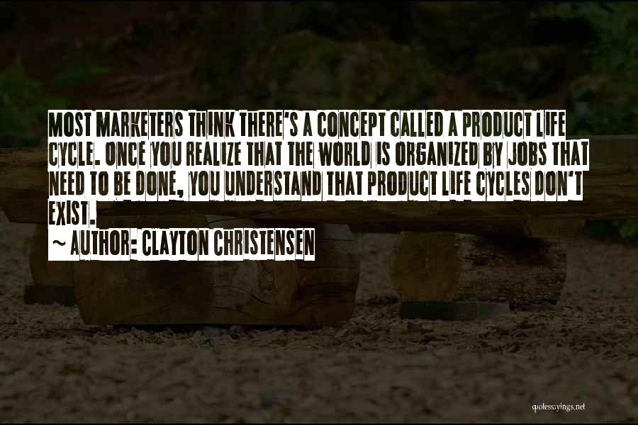 By Product Quotes By Clayton Christensen
