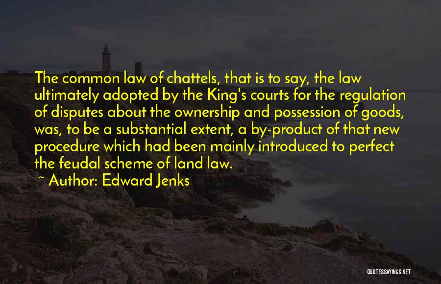 By Product Quotes By Edward Jenks
