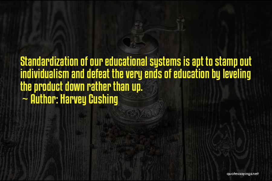 By Product Quotes By Harvey Cushing
