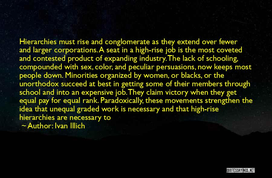 By Product Quotes By Ivan Illich