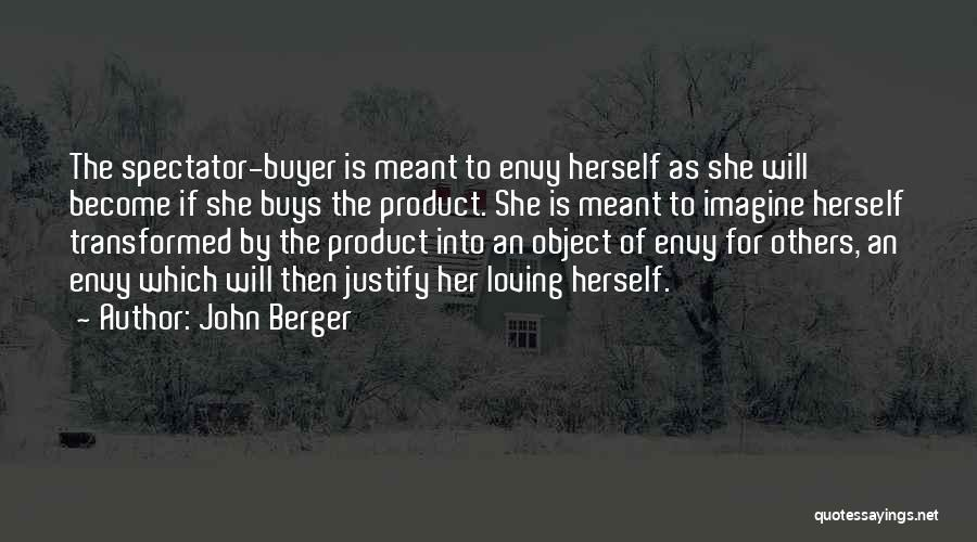 By Product Quotes By John Berger