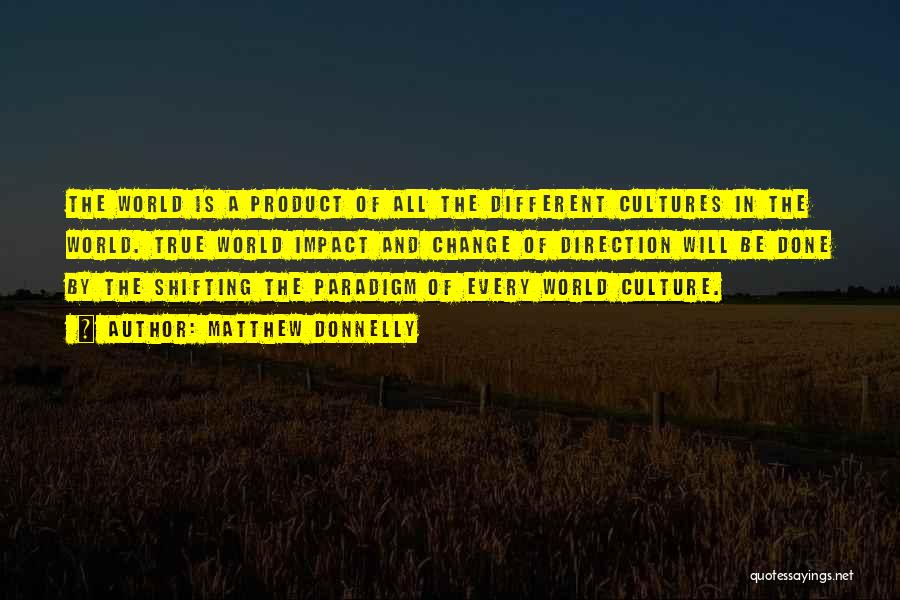 By Product Quotes By Matthew Donnelly