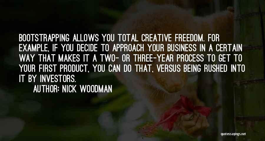 By Product Quotes By Nick Woodman