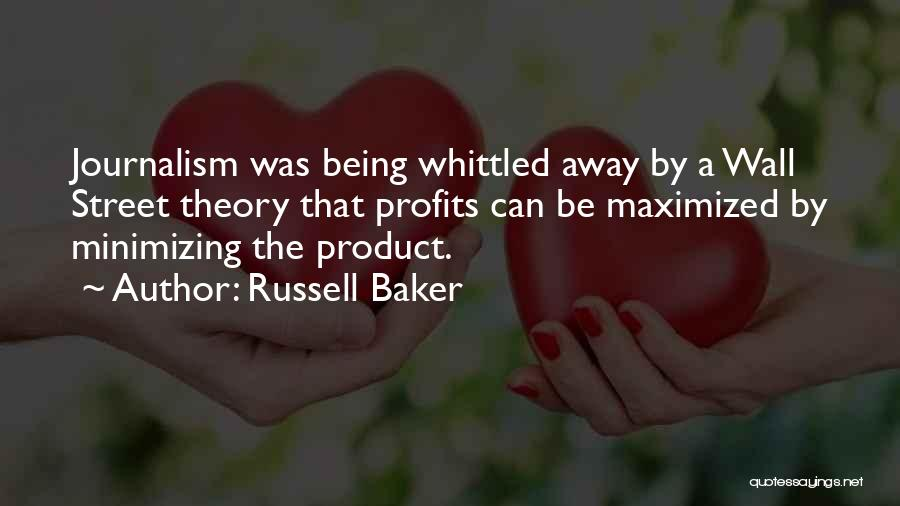 By Product Quotes By Russell Baker