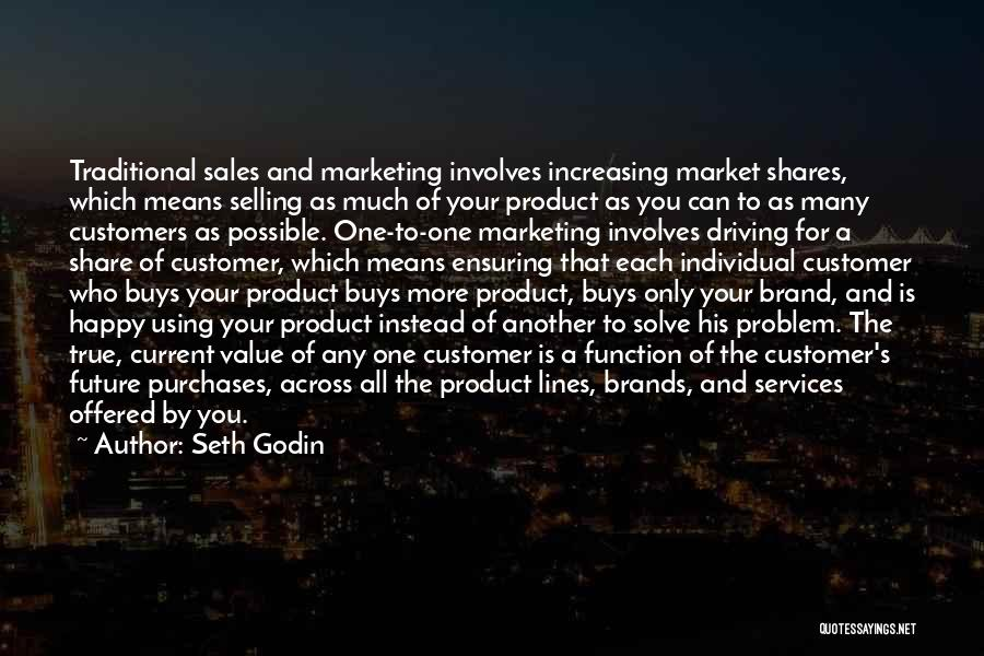 By Product Quotes By Seth Godin