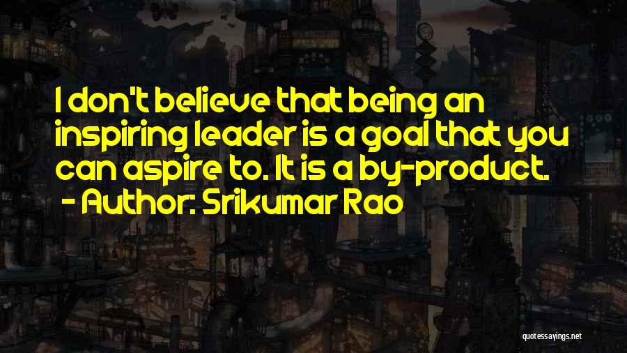 By Product Quotes By Srikumar Rao