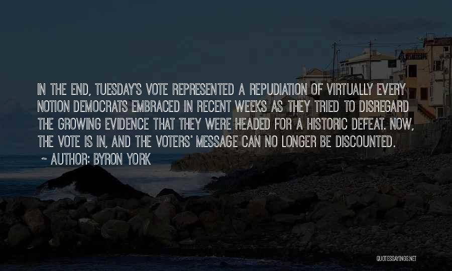 Byron York Quotes 993201