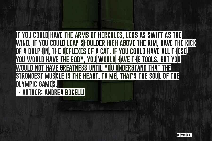 C-130 Hercules Quotes By Andrea Bocelli