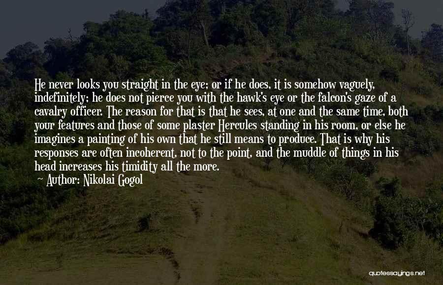 C-130 Hercules Quotes By Nikolai Gogol