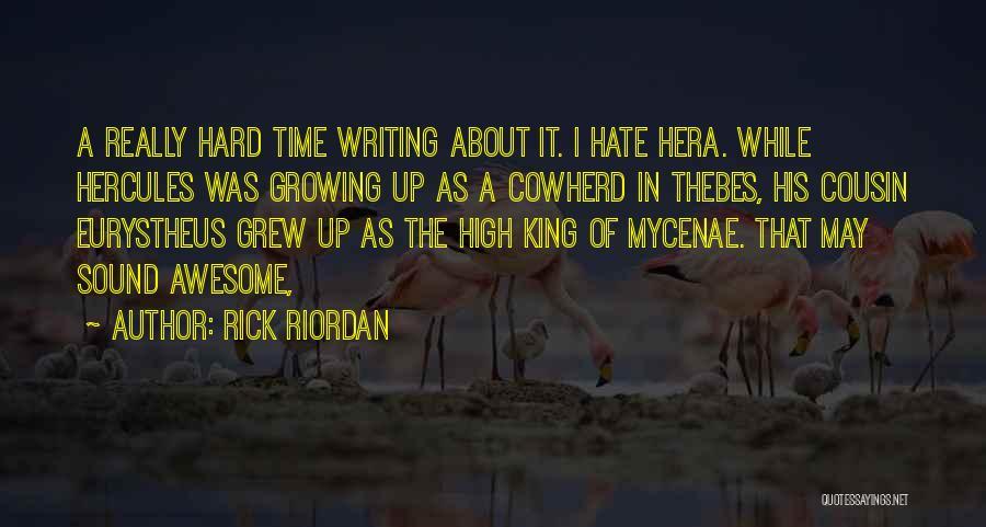 C-130 Hercules Quotes By Rick Riordan