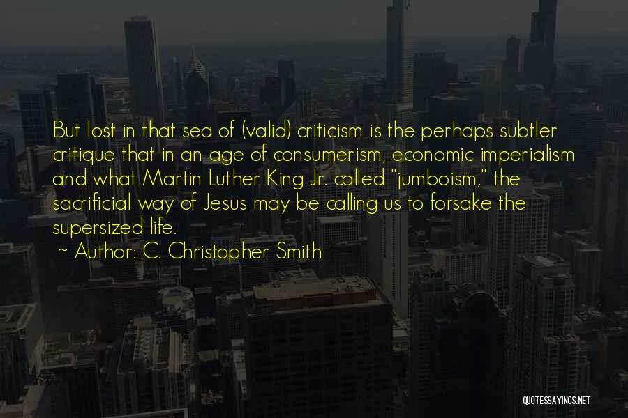 C. Christopher Smith Quotes 90063