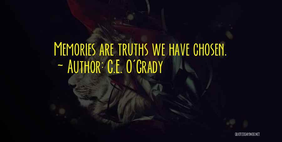C.E. O'Grady Quotes 1183724