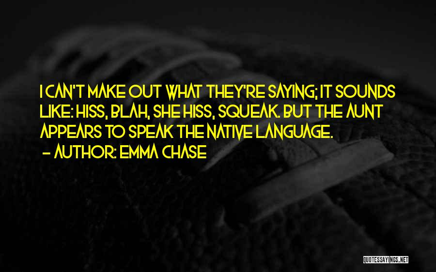 C Language Funny Quotes By Emma Chase