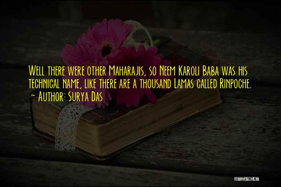 C R Das Quotes By Surya Das