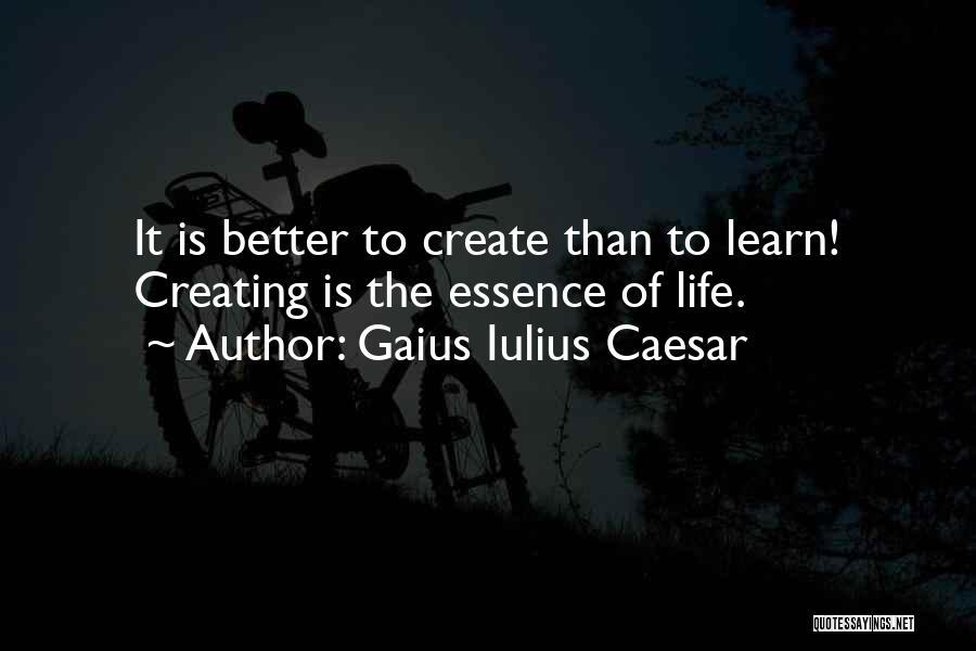 Caesar Quotes By Gaius Iulius Caesar