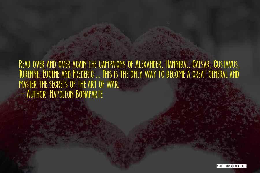Caesar Quotes By Napoleon Bonaparte