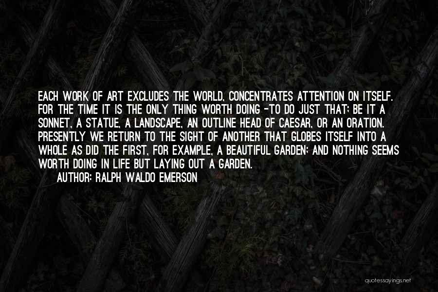 Caesar Quotes By Ralph Waldo Emerson