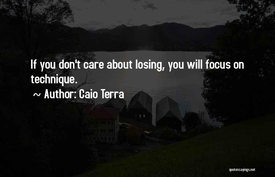Caio Terra Quotes 1344525