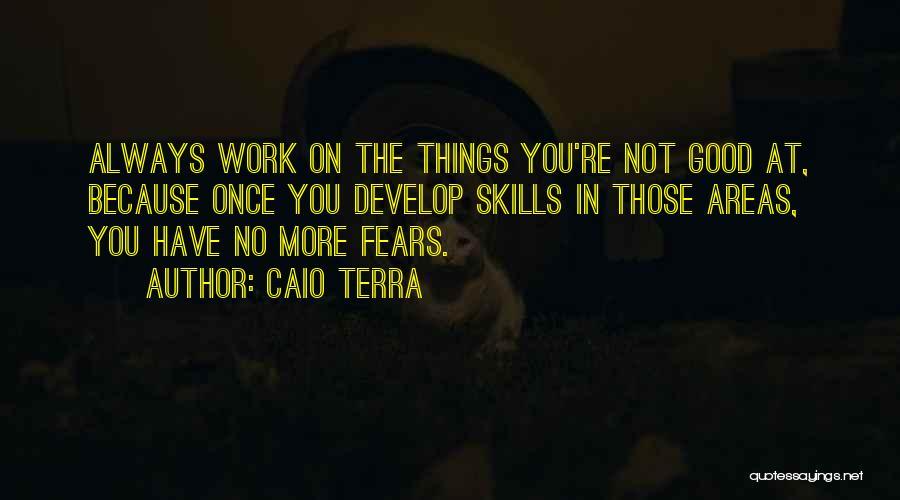 Caio Terra Quotes 2033410