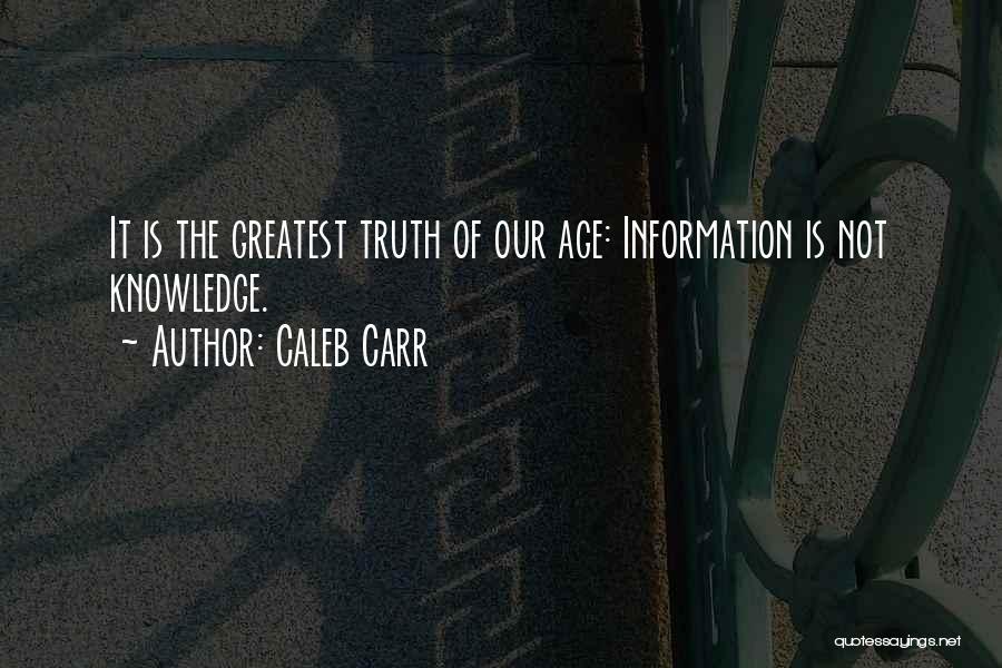 Caleb Carr Quotes 1680003