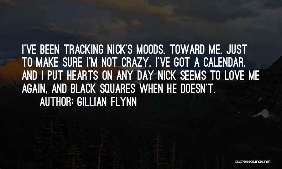 Calendar Quotes By Gillian Flynn
