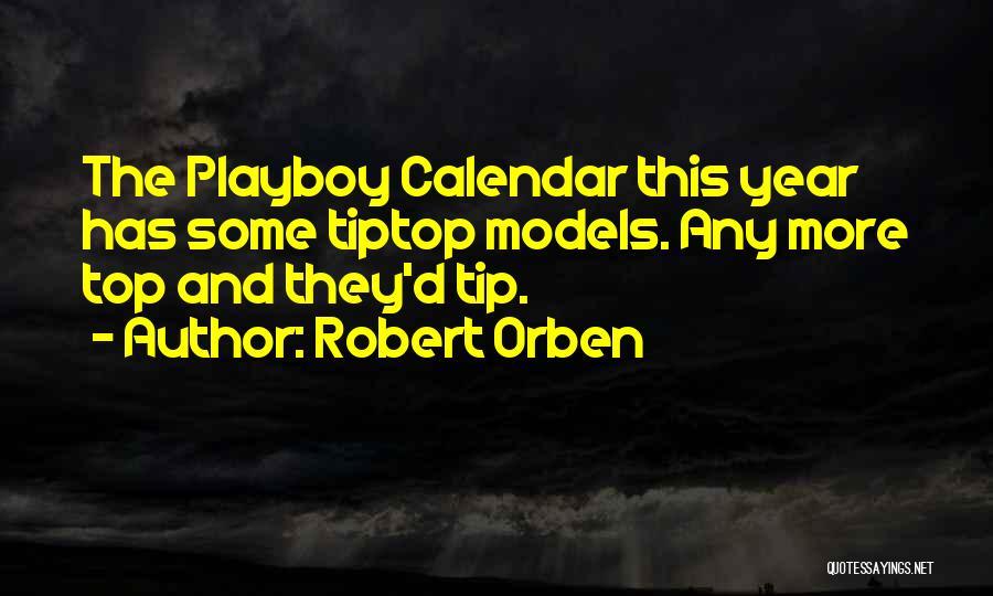 Calendar Quotes By Robert Orben