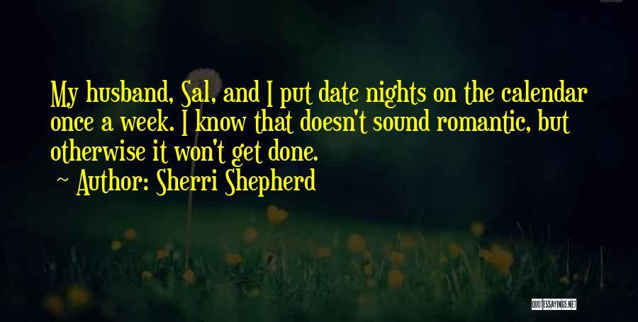 Calendar Quotes By Sherri Shepherd