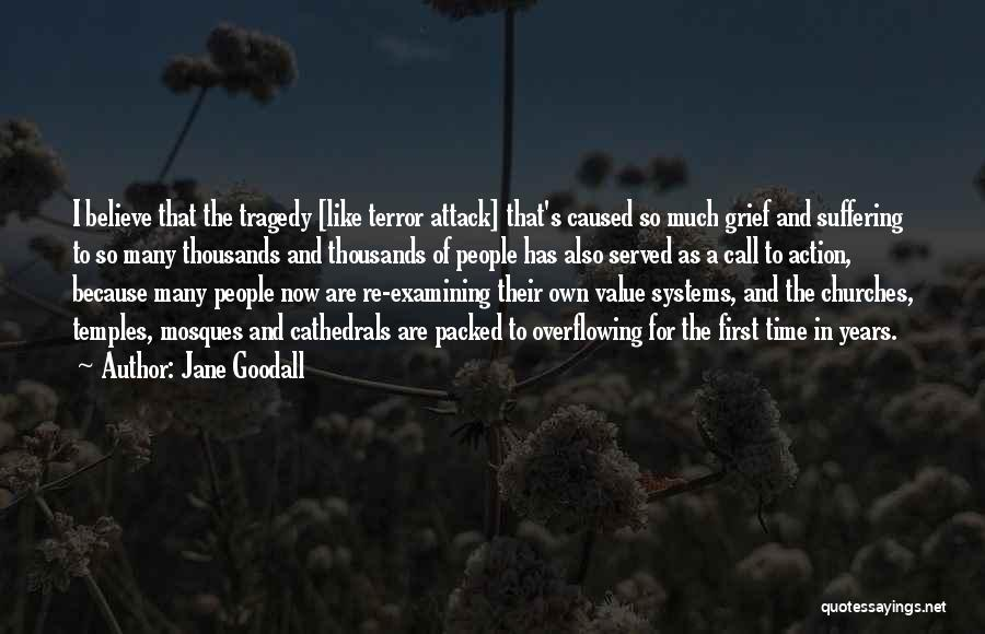 Call For Action Quotes By Jane Goodall