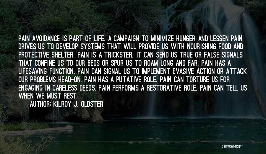 Call For Action Quotes By Kilroy J. Oldster