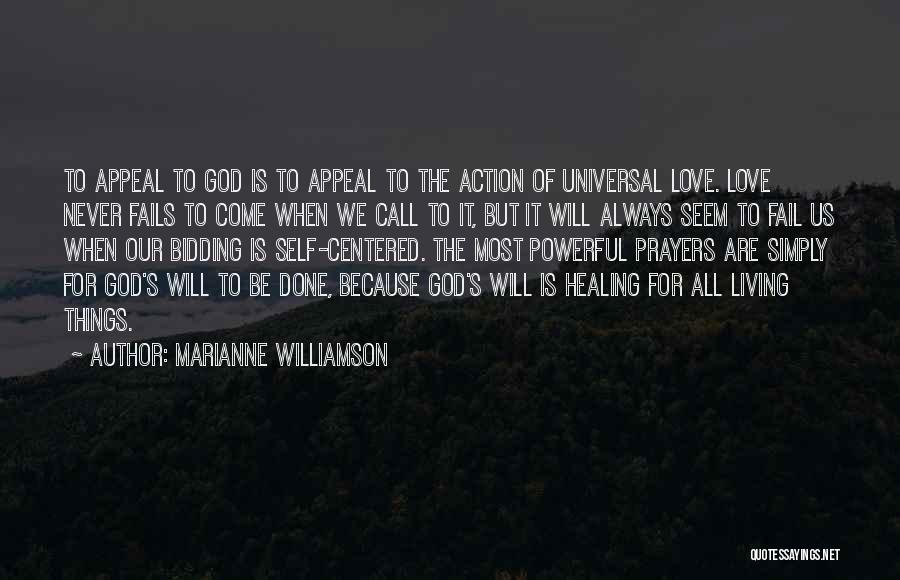 Call For Action Quotes By Marianne Williamson