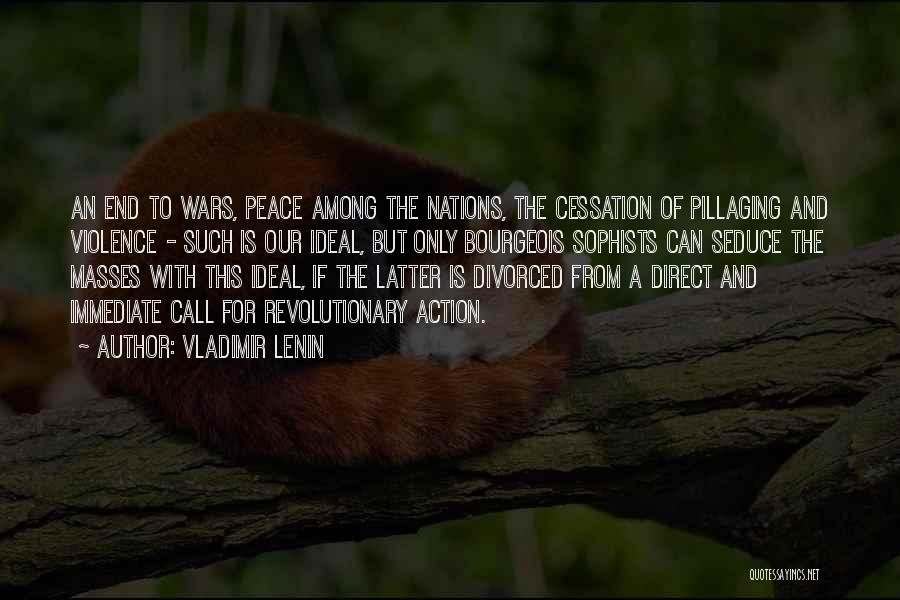 Call For Action Quotes By Vladimir Lenin