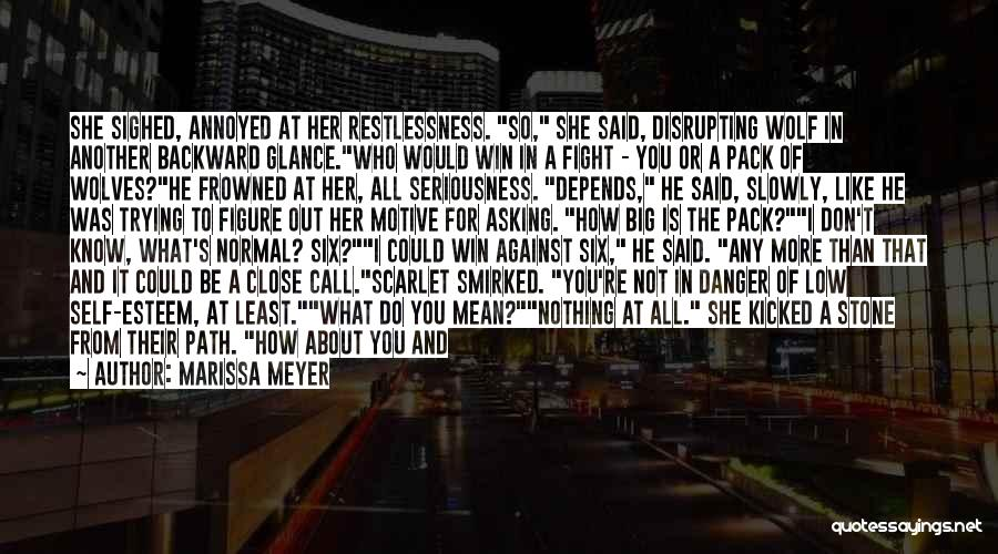 Call It How I See It Quotes By Marissa Meyer