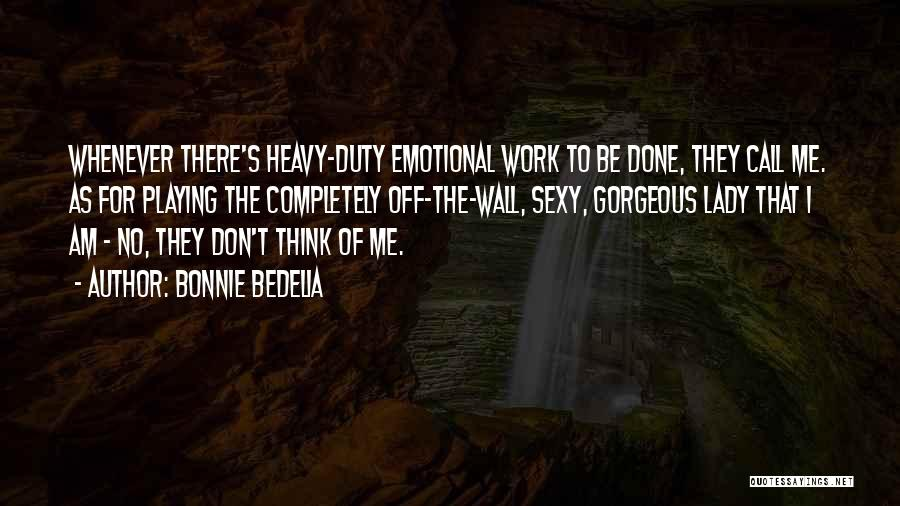 Call Of Duty Quotes By Bonnie Bedelia